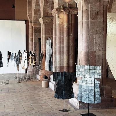 abbaye d'alspach : E. Gérony et I. Bringer